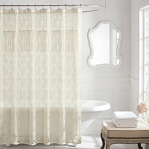 Buy Lamont Home Everly Shower Curtain From Bed Bath Beyond