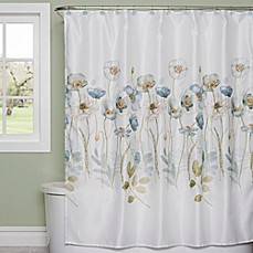 image of Garden Melody Shower Curtain