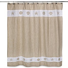 image of Seaside Bliss Shower Curtain