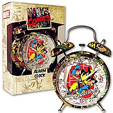 image of Marvel® Wolverine 4-Inch Alarm Clock