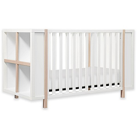 Babyletto Bingo 3 in 1 Convertible Crib and Storage bo