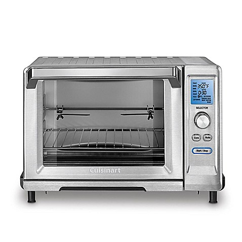 Cuisinart Stainless Steel 6 Slice Rotisserie Convection Toaster
