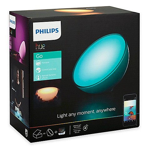 philips hue go wireless light buybuy baby. Black Bedroom Furniture Sets. Home Design Ideas