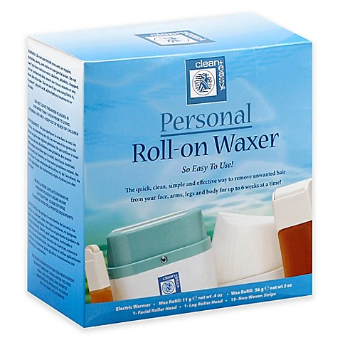 Clean Easy 8 8 Oz Personal Roll On Waxer Bed Bath Amp Beyond