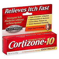 image of Cortizone-10® 1oz. Maximum Strength Ointment