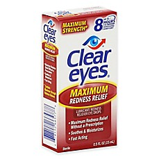 image of Clear Eyes® .5 oz. Maximum Redness Relief