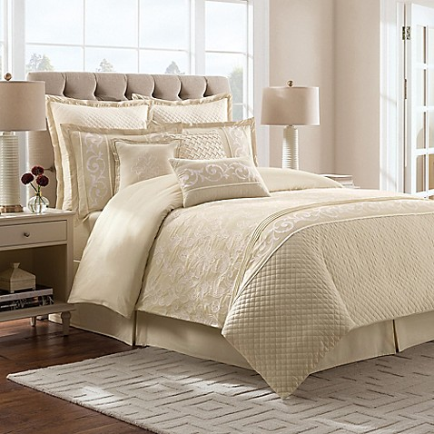 Ivory Quilted Pillow Shams Ralph Lauren Whitehall Quilt