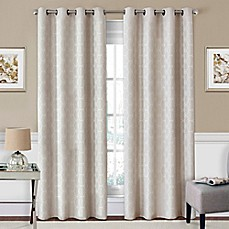 mushroom curtains bed bath beyond