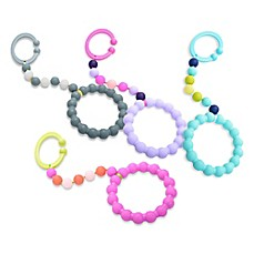 image of chewbeads® Baby Gramercy Teether Stroller Toy