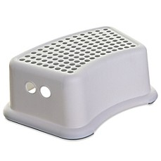 image of Dreambaby® Step Stool with Grey Dots  sc 1 st  Bed Bath u0026 Beyond & Potty Training - Potty Seat Step Stool Books u0026 more - Bed Bath ... islam-shia.org