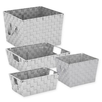 Storage Baskets, Bins & Basket Containers - Bed Bath & Beyond on office supplies for bathrooms, lamps for bathrooms, doors for bathrooms, storage benches for bathrooms, shelves for bathrooms, fans for bathrooms, furniture for bathrooms, windows for bathrooms, storage solutions for bathrooms, accessories for bathrooms, mirrors for bathrooms, rugs for bathrooms, baskets for bathrooms, storage containers bedrooms, paper towels for bathrooms, trash cans for bathrooms, signs for bathrooms, racks for bathrooms, storage units for bathrooms, pallets for bathrooms,