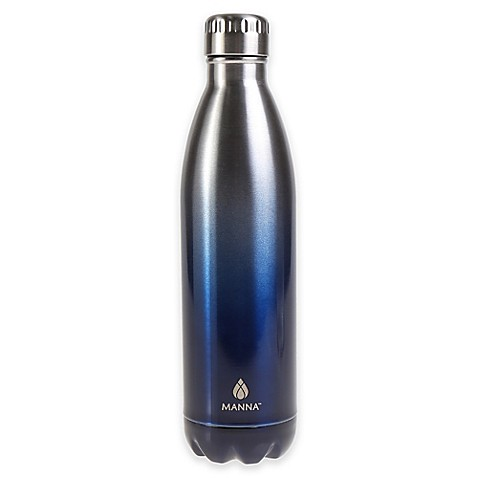 Manna Vogue 174 17 Oz Double Wall Stainless Steel Bottle In