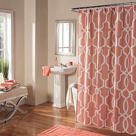M Style Linea Shower Curtain
