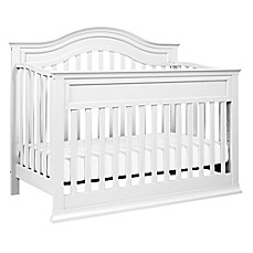 image of DaVinci Brook 4-in-1 Convertible Crib in White