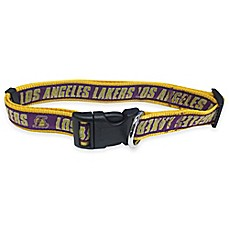 image of NBA Los Angeles Lakers Pet Collar