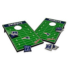 image of NFL New England Patriots Tailgate Toss Cornhole Set