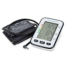image of Bluestone Automatic Upper Arm Blood Pressure Monitor with Storage Bag