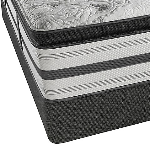 Buy Beautyrest Platinum Jamestown Luxury Firm Pillow Top Low Profile Twin Mattress Set From