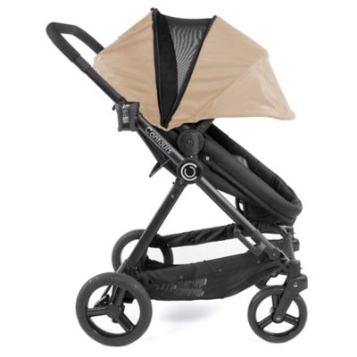 Contours Bliss 4-in-1 Convertible Stroller (Sand)