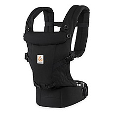 image of Ergobaby™ 3-Position ADAPT Baby Carrier in Black