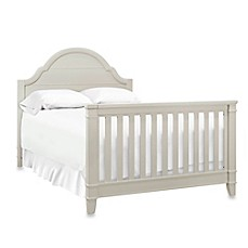 image of Million Dollar Baby Classic Full Size Bed Conversion Kit in Dove