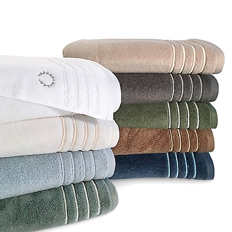 Lenox 174 Platinum Bath Towel Collection Bed Bath Amp Beyond