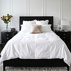 image of covermade patented easy bed making down alternative comforter