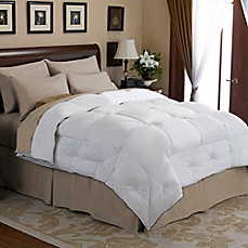 image of Pacific Coast® Feather Company SuperLoft™ Comforter in White