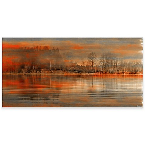 Marmont hill serenity canvas wall art