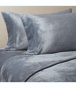 Set de sábanas individuales Brookstone® NAP® en gris liso