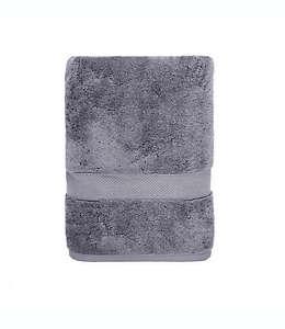 Toalla de medio baño de algodón  Wamsutta® de algodón egipcio color gris aleación