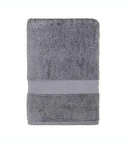 Toalla de baño de algodón egipcio Wamsutta® color gris acero