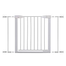 image of Dreambaby Boston Magnetic Auto Close Gate in White