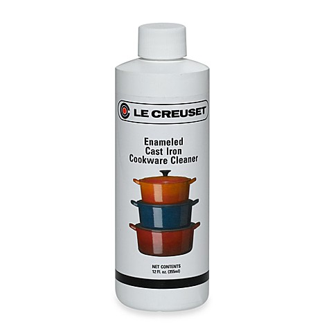 Le Creuset 174 12 Ounce Cookware Cleaner Bed Bath Amp Beyond