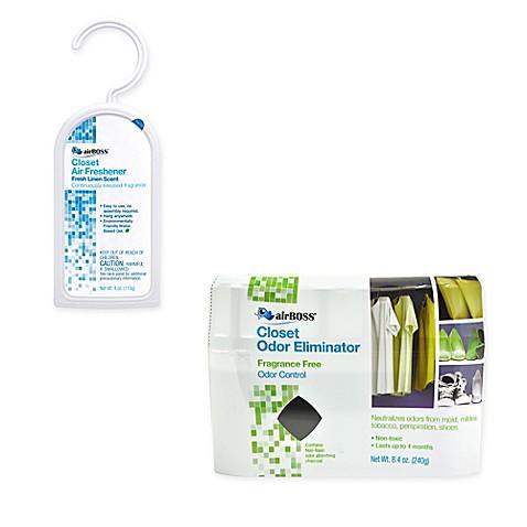 airboss® closet gel air freshener collection - bed bath & beyond