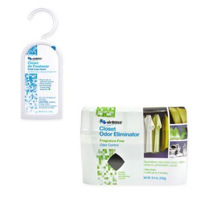 AirBOSSu0026reg; Closet Gel Air Freshener Collection