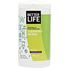 image of Better Life 70-Count All Purpose Wipes