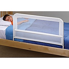 Image Of Kidco Mesh Bed Rail In White