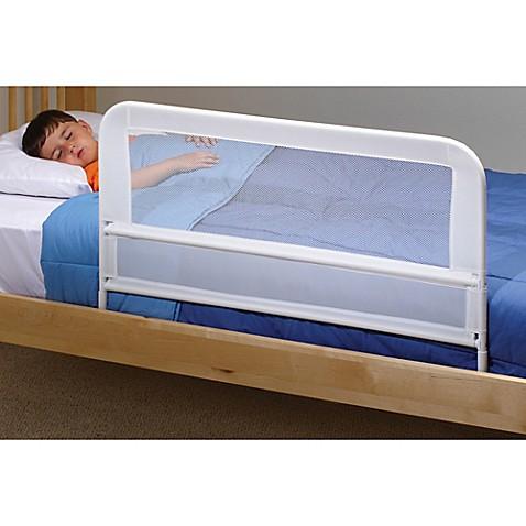 KidCoreg Mesh Bed Rail In White