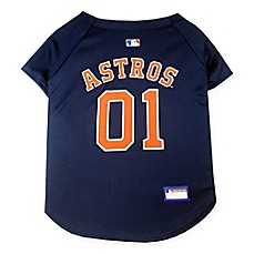 image of MLB Houston Astros Pet Jersey
