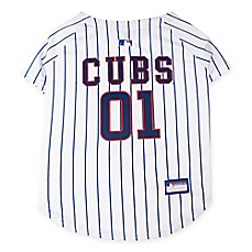 image of MLB Chicago Cubs Pet Jersey