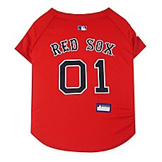 image of MLB Boston Red Sox Pet Jersey