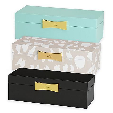 Kate Spade New York Garden Drive Rectangular Jewelry Box