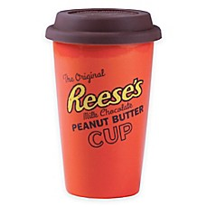 image of Reese's by Fitz and Floyd® 12 oz. The Original Reese's Travel Mug