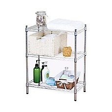 image of 3-Tier Wire Shelving Unit