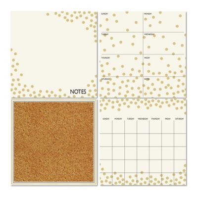 College Dorm Calendars, Memo Boards & Wall Decor | Bed Bath & Beyond