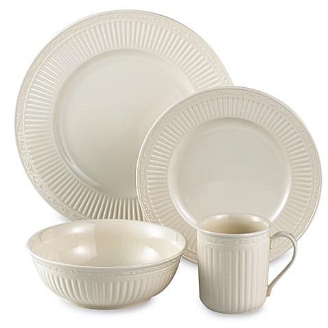 Mikasau0026reg; Italian Countryside 16-Piece Dinnerware Set  sc 1 st  Bed Bath u0026 Beyond : italian dinnerware set - Pezcame.Com