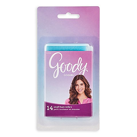 Goody Reg Styling Essentials 14 Count Small Foam Hair Rollers
