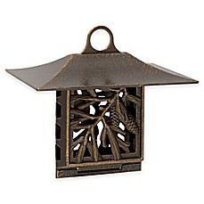 image of Whitehall Products Pinecone Suet Bird Feeder