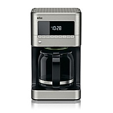 image of Braun® BrewSense 12-Cup Drip Coffee Maker